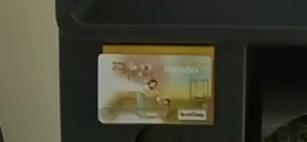 pasang kartu e money di atm mandiri