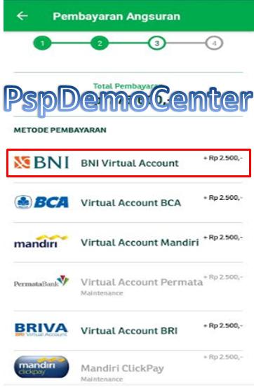 cara bayar pegadaian lewat aplikasi mobile banking