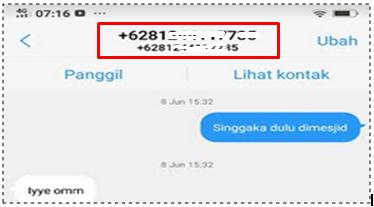 cara mengecek nomor telkomsel