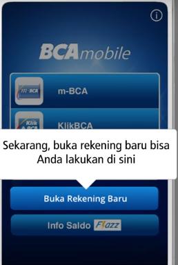 buka rekening online bank bca