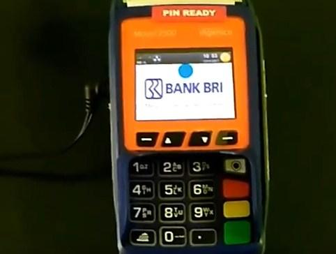 cara bayar bpjs lewat mesin edc brilink