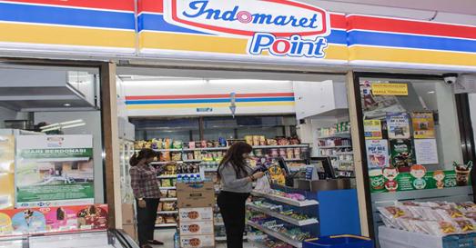 cara transfer uang lewat Indomaret ke rekening BRI