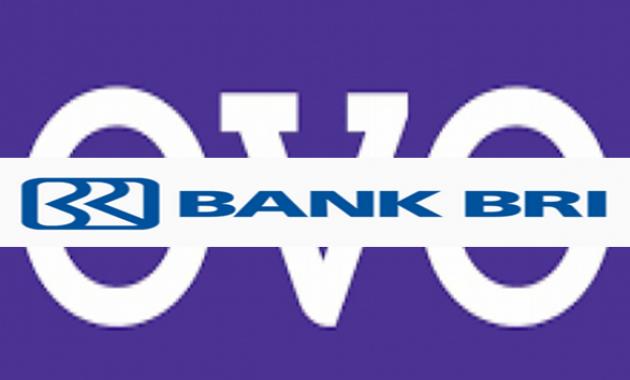 cara top up ovo lewat atm, m banking serta internet banking bri