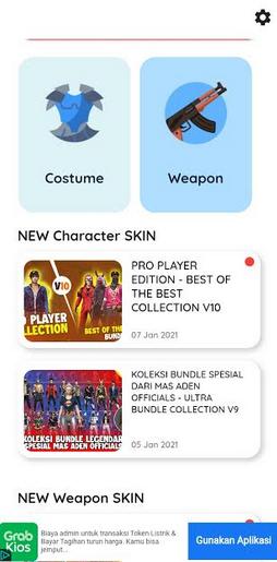 tool skin ff apk update terbaru 100% anti ban anti lag