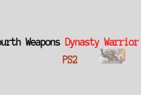 cara mendapatkan senjata terkuat dynasty warrior 5