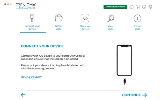 cara mengembalikan file yang terhapus permanen di iphone