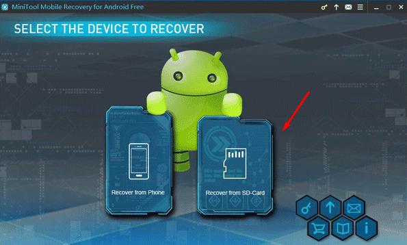 cara mengembalikan memori yang terformat di android