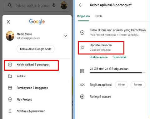 cara mengatasi video yang tidak bisa diputar di google drive android