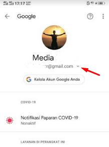 cara login ff lewat akun google