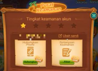 ganti password higgs domino tanpa no hp