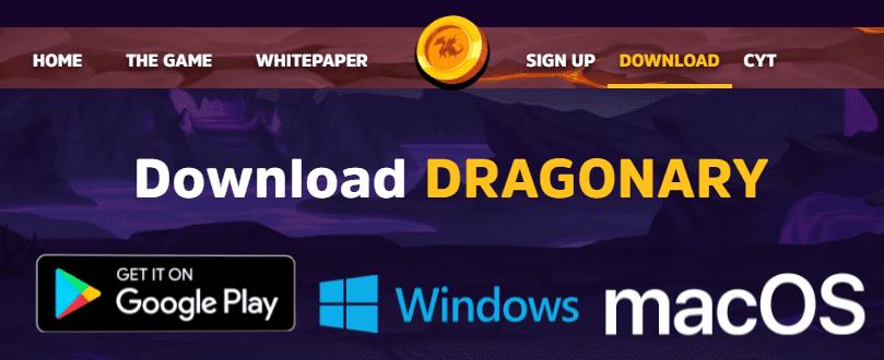 cara main dragonary