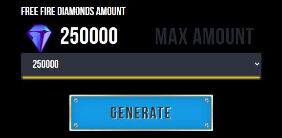 mendapatkan 25000 diamond ff gratis